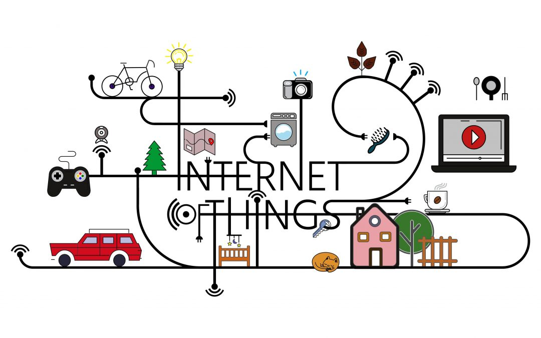 LA IMPORTANCIA DEL IOT PARA LAS SMART CITIES